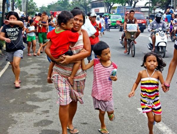 FILIPINAS-SISMO