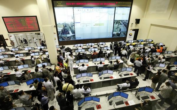 Sistema de Seguridad ECU 911