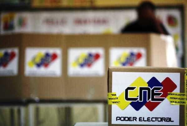 urnas venezuela