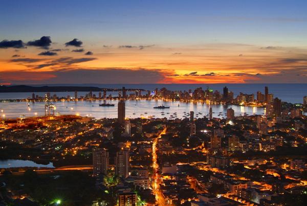 Cartagena, Colombia. Foto de Archivo, La República.