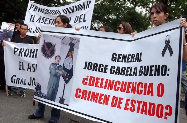 Caso Jorge Gabela