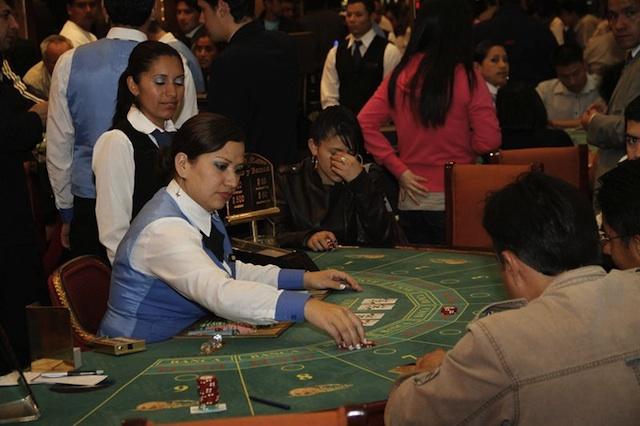 Cierre casinos