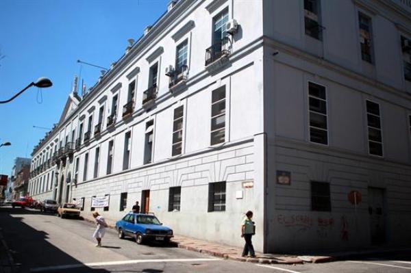 Hospital Maciel Uruguay