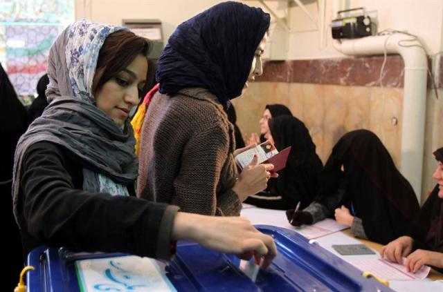 Iran elecciones