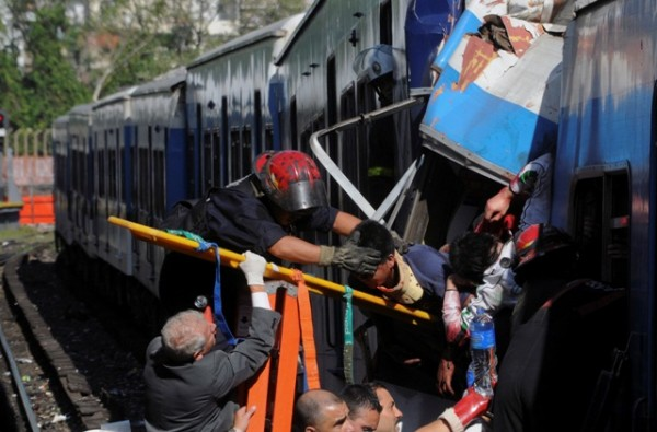 accidente tren argentina