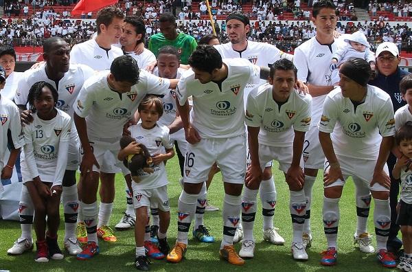 Previa L D U De Quito Vs Deportivo Cuenca La Republica Ec
