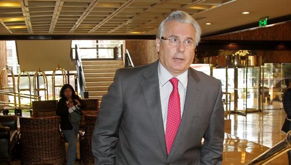 BALTASAR GARZON SE REUNE CON MINISTRA DE JUSTICIA