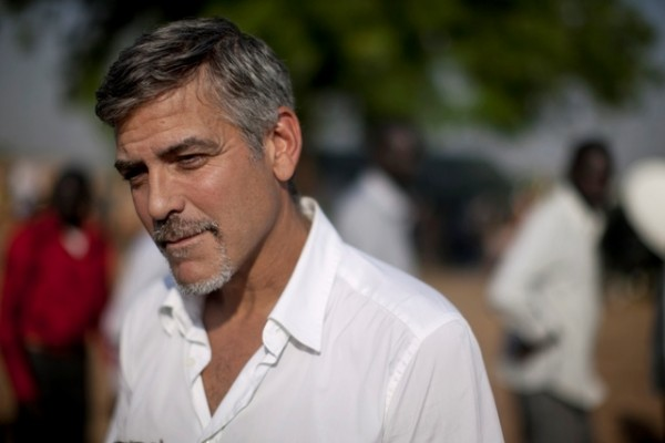 George Clooney, actor. Foto de Archivo, La República.