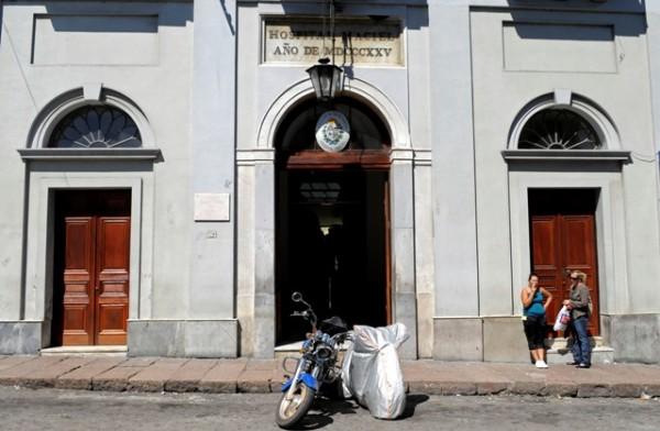 URUGUAY-MUERTES PROVOCADAS