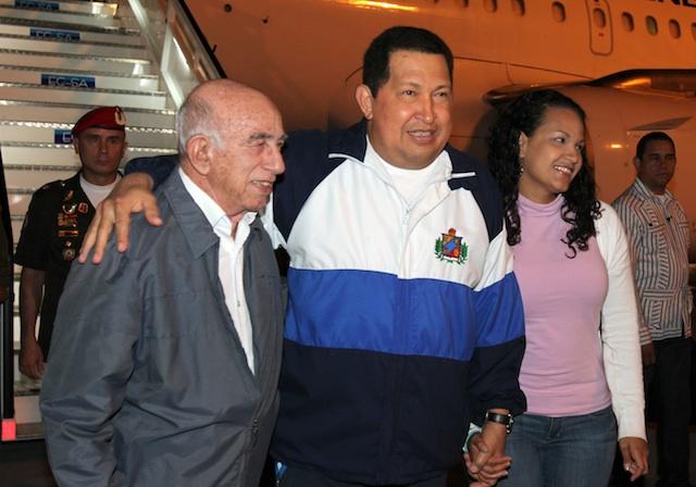 CUBA-CHAVEZ SALUD