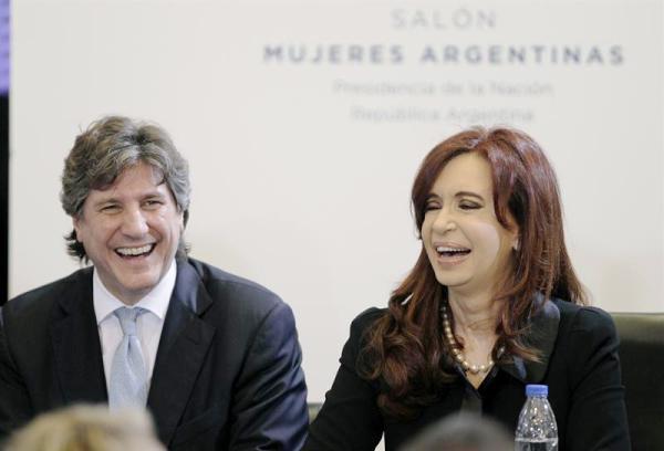 Cristina y Amado