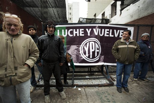 ARGENTINA- YPF