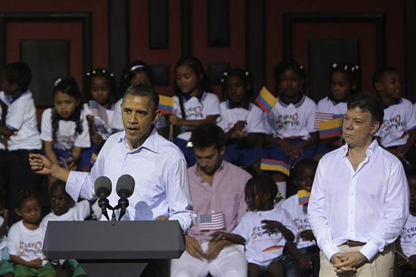 obama cartagena