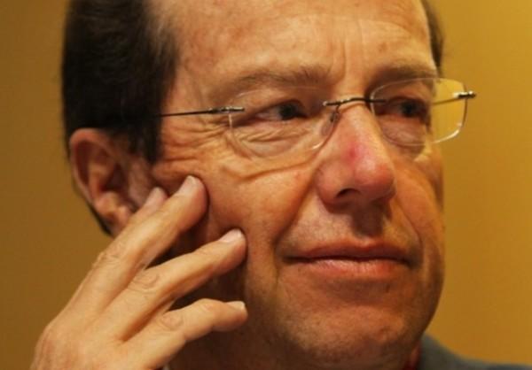 Dr. Osvaldo Hurtado, expresidente del Ecuador. Foto de Archivo, La República.EC.