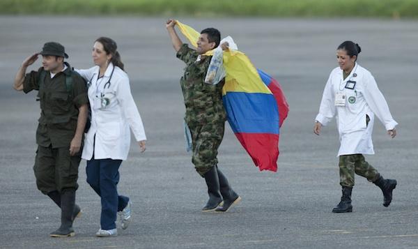 COLOMBIA-SECUESTRADOS