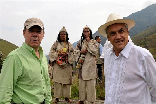 santos_piñera_colombia
