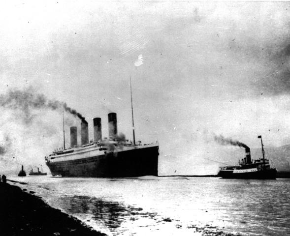 TITANIC-G.BRETAÑA