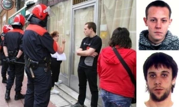 Detenciones de ETA