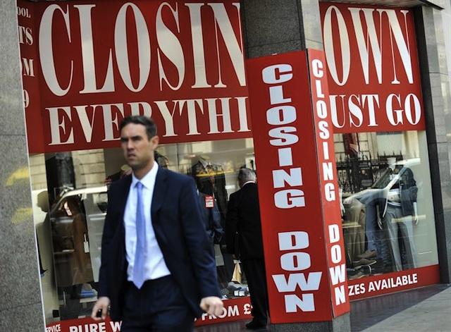 Londres crisis