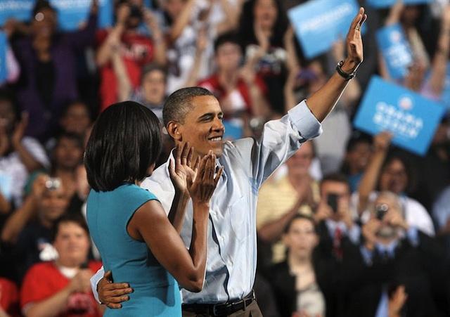 Obama campaña reeleccion
