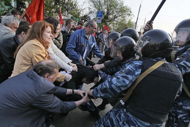 RUSIA-PROTESTAS
