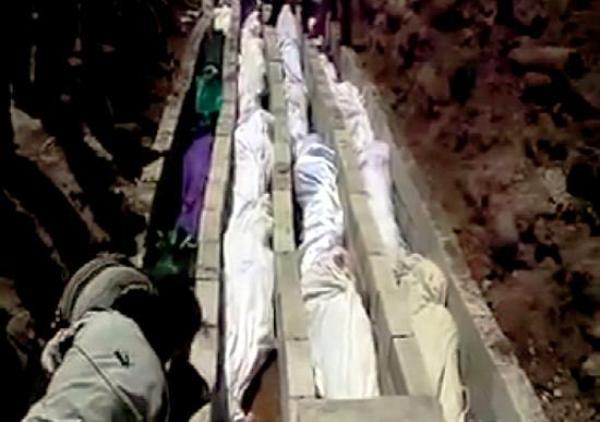 Siria masacre 25 mayo