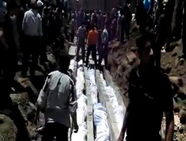 Siria matanza