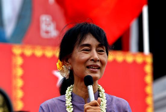 Suu Kyi Oslo