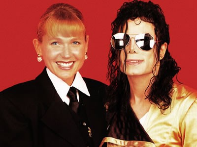 Xuxa y Michael Jackson