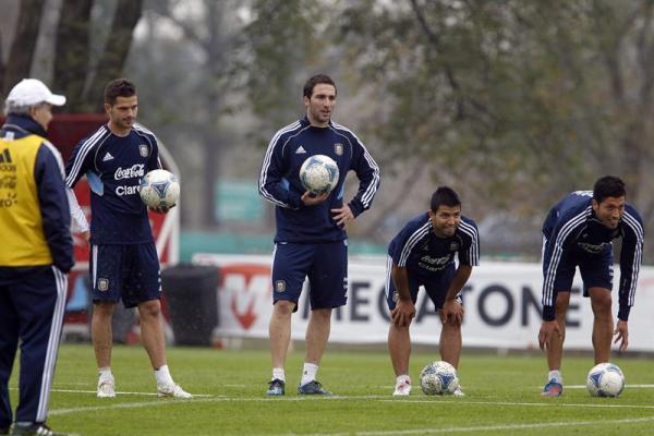 argentina ecuador futbol