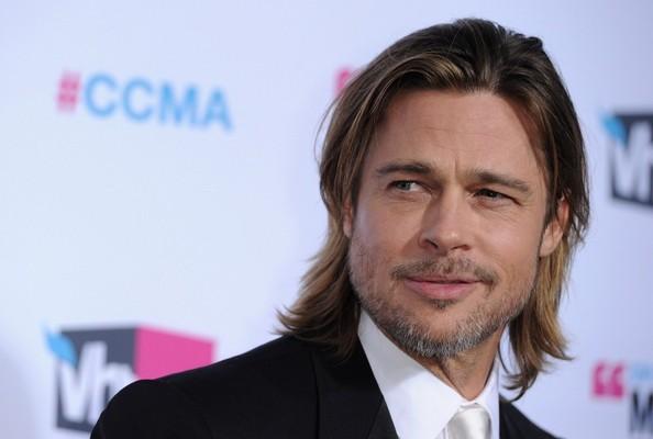 Brad Pitt. Foto de Archivo, La República.