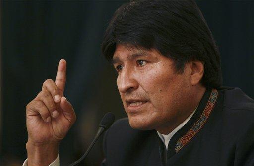 BOLIVIA-MEDICOS