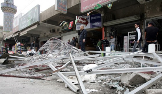 Attacks in Baghdad