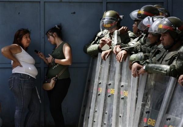 VENEZUELA-CARCEL