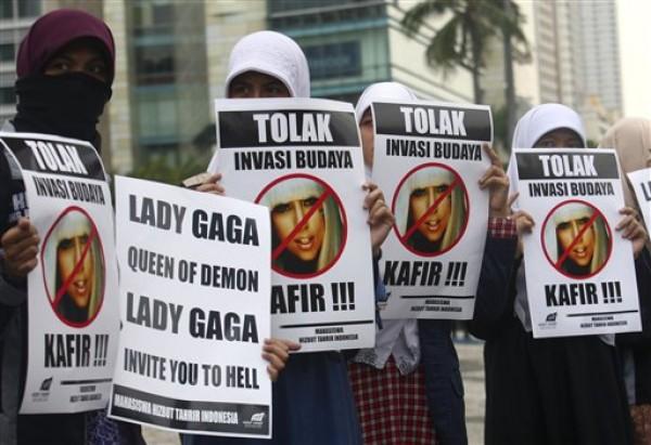 LADY GAGA-SINGAPUR