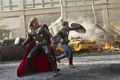 Videojuego de Avengers. Foto de Archivo, La República.