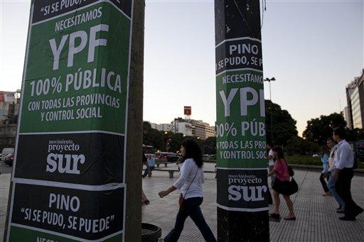 ESPANA-ARGANTINA-YPF