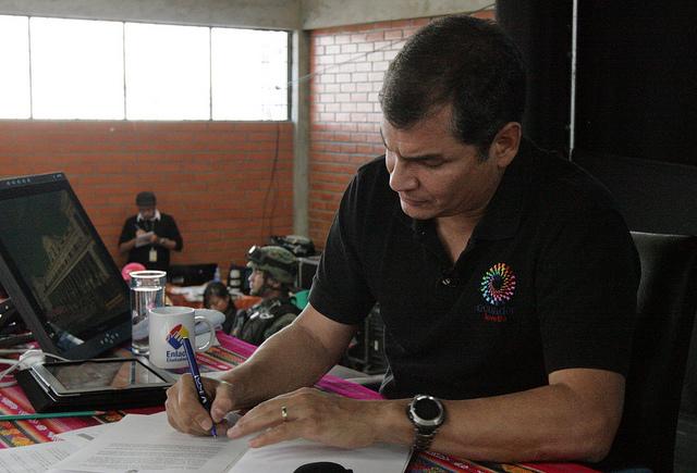 Correa Yaruqui