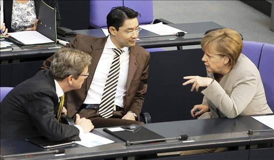 Merkel pacto fiscal