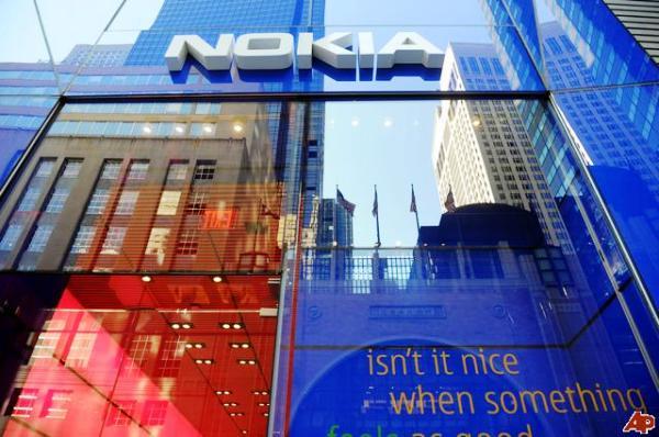 Nokia-Forsakes-Japan-Market