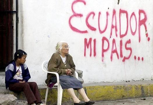 Ecuador sociedad. Foto de Archivo, La República.