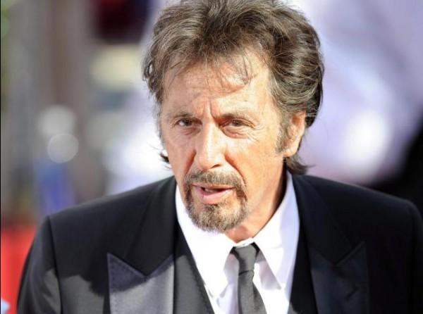 Acto Al Pacino. Foto de Archivo, La República.