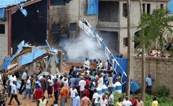 NIGERIA-VIOLENCIA