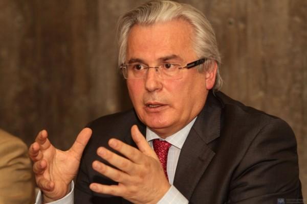 Baltazar Garzón, ex magistrado español. Foto de Archivo, La República.