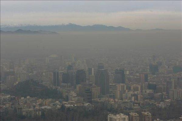 contaminacion_santiago