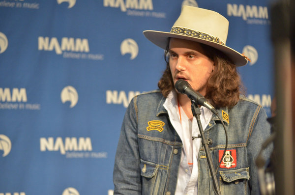 2012 NAMM Show - Media Preview Day