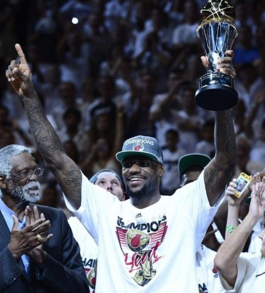 lebron campeon