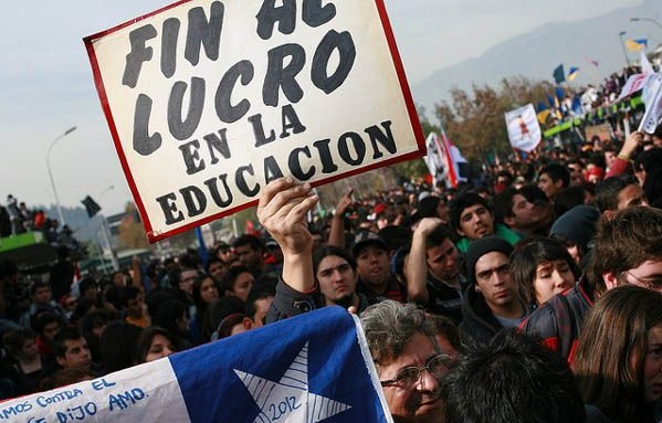 marchas chile1