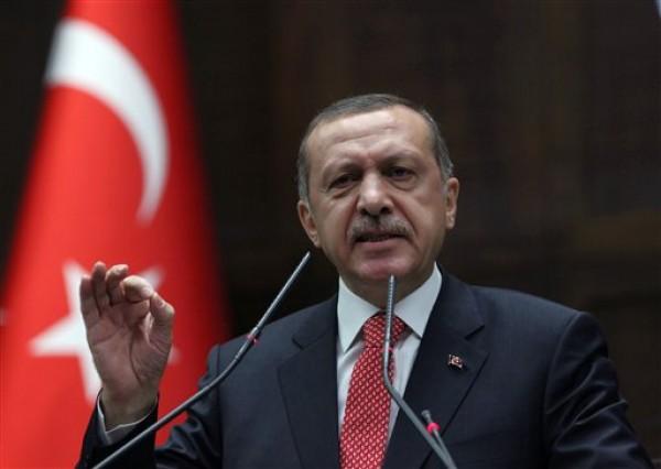 Recep Tayyip Erdogan. (Foto AP/Burhan Ozbilici)