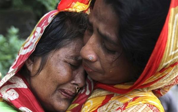 BANGLADESH-DESLAVES